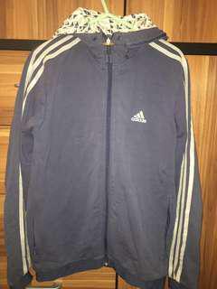 Adidas  hoody full-zip 衞衣