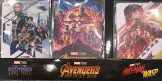 Marvels card collection
