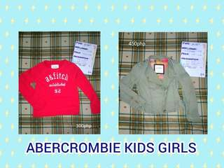 KIDS JACKETS for GIRLS