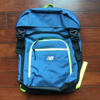 New! NB New Balance backpack!