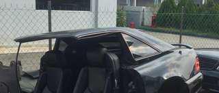 R129 hard top