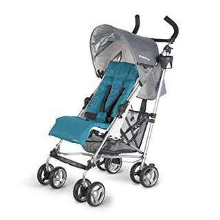 Uppa Baby G-Luxe Stroller + CupHolder