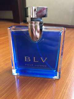Authentic 100ml Bulgari perfume authenti