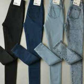 Aa highwaist jeans