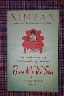 Xinran , Buy Me the Sky