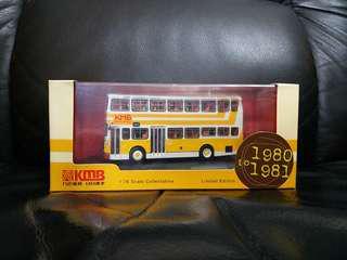 九巴 勝利二型樣版 巴士模型