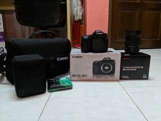 Canon EOS 80D & Sigma 17-50mm F2.8 OSM