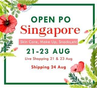 PO SG Skin Care, Make Up,etc