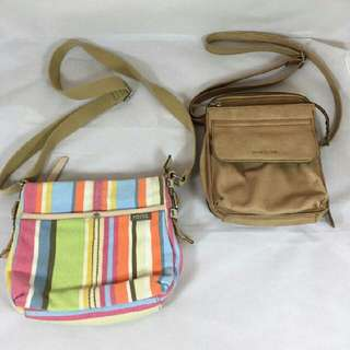 Authentic Fossil Slingbag