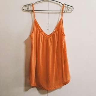 H&M Salmon tank top