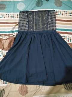 Zalora tube dress (large size)