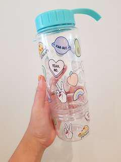 Guzzler Water Bottle