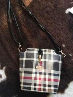Brand New Burberry bag - replica