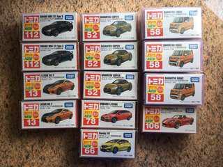 23盒 Tomica 2015 新車初回 日版