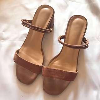 🈹大平賣包郵 Summer Nude Heels