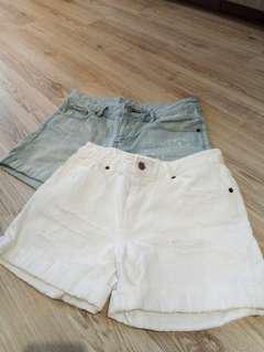 Uniqlo Boyfriend Shorts