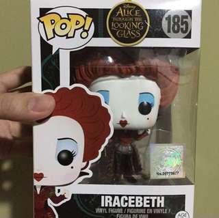VAULTED Funko Pop! Poplife Iracebeth Red Queen