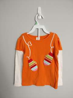 1Set Shirt and Legging Gymboree