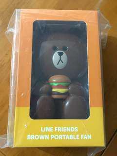 McDonald x LINE Friends Fan 風扇