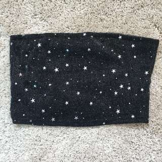 Black Star Bandeau