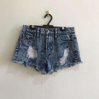 F21 Jeans Shorts