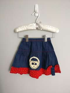 Skirt for 2y