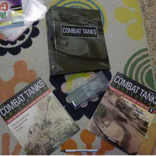 Issue 1 (Starter Issue of Combat Tanks Collection): Tiger Tank