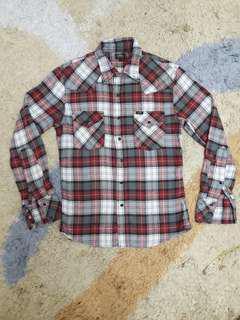 LEE Flannel Shirt #50under