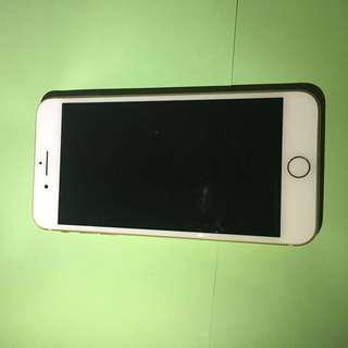 IPhone 8plus 64GB GOLD perfect condition have warranty