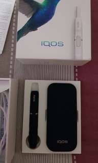 Iqos Kit black color