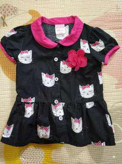 baby cheetah dress