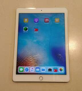 95% new iPad air2 16GB WiFi 版白色香港行貨 I pad