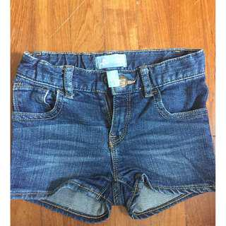 Girls Jeans Shorts
