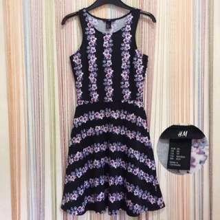 H&M Flower Dress #Paydaysalejuli