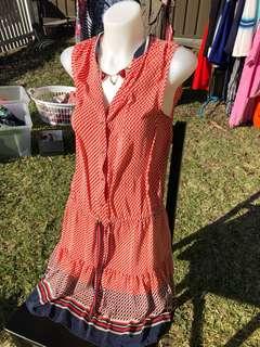 Juicy Couture dress size 0 Au 6
