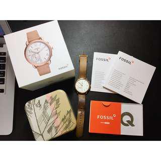 🚚 FOSSIL Q-Tailor時尚智慧型連動手錶-FTW1129
