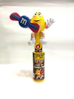 M&M's Light Up Candy Fan