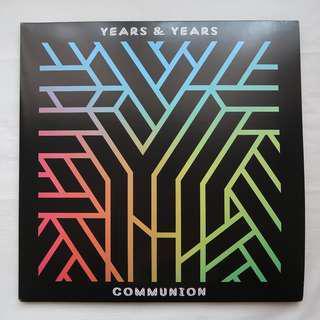 Years & Years - Communion (LP)