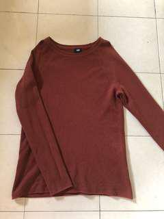 H&M knitted top