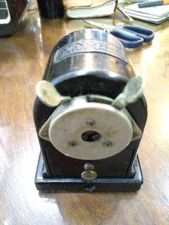 Antique Noris pencil sharpener