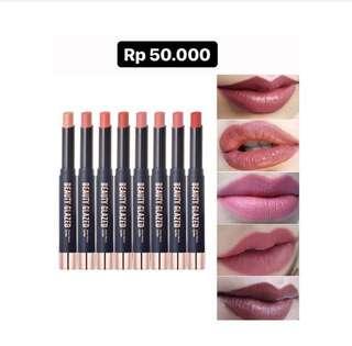 Beauty Glazed Long Lipstick