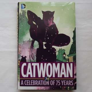 Catwoman: A Celebration of 75 Years (Collected)