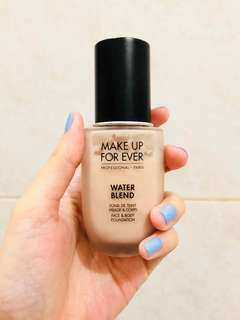 Makeup Forever Water Blend Foundation Shade R250