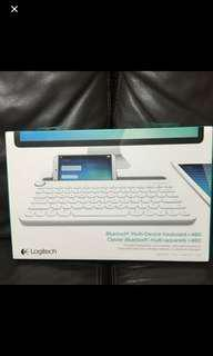 Logitech multi device keyboard k480