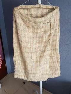 Zara Chanel Skirt size M