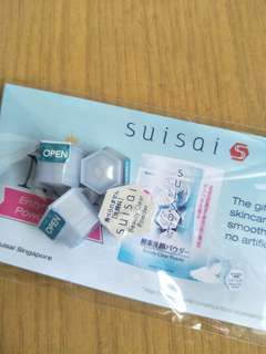 Suisai beauty clear powder kanebo