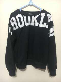 Sweatshirt Black Brooklyn by Magnolia