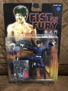 全新 港版 李小龍 Bruce Lee 龍爭虎鬥 Fist of Fury 精武門 死亡遊戲 猛龍過江 Figure 景品