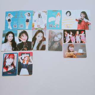 [WTS] GIRL GROUP PHOTOCARD