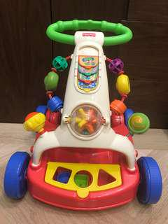 Fisher Price Walker-To-Wagon